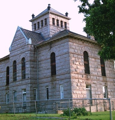 Llano County jail, Llano, Texas