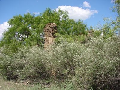 Loyal Valley ruins, Texas
