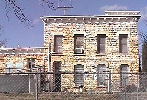 San Saba County jail, San Saba, Texas