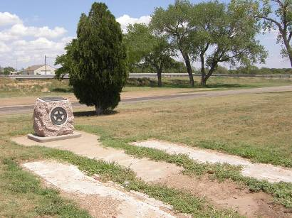 Clarendon Tx - Donley County Marker