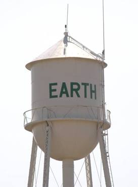 Earth Tx - Water Tower