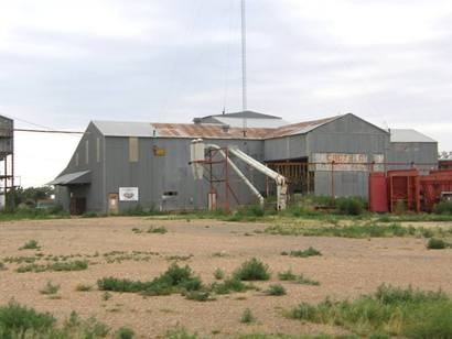 Ralls Tx - Cotton Gin