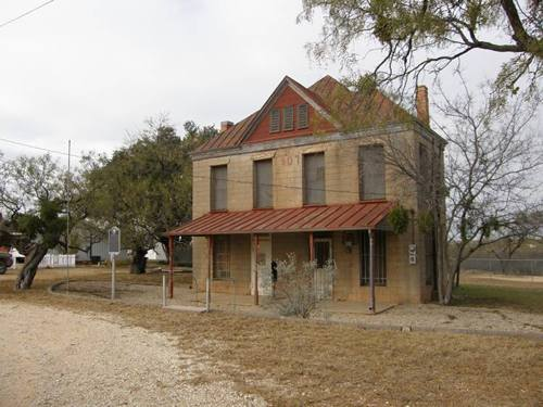 Robert Lee Tx - Coke County Jail