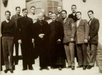 Umbarger Tx WWII Prisoners And Priests