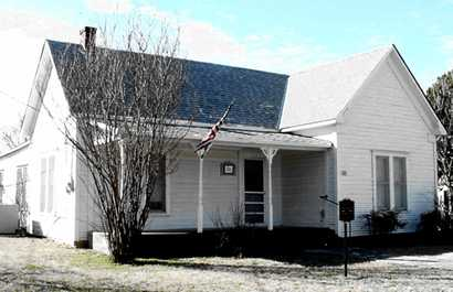 Robert E. Howard Museum, Robert E. Howard's former home