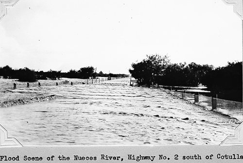 1935 flooding of Nueces River