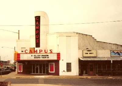 Campus Theater College Station Texas