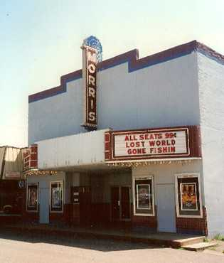 Morris Theater Daingerfield Texas