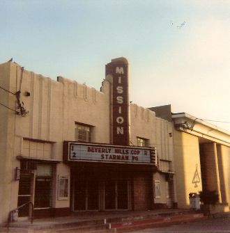 Mission Theatre, Sulphur Springs, Texas