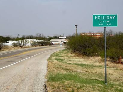 Holliday Texas
