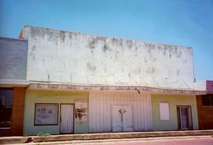 Queen Theater in Merkel, Texas