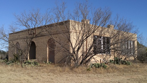 Sanco TX Coke County Sanco School