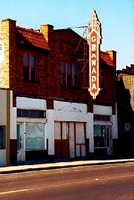 Granada Theater in Alpine Texas